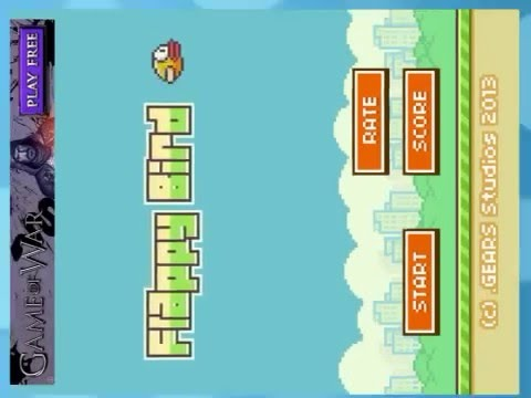 how to make flappy bird in 50