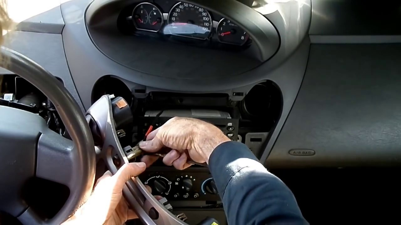 saturn ion instrument cluster bulb replacement [ 1280 x 720 Pixel ]