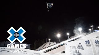 Marcus Kleveland wins Men's Snowboard Big Air silver | X Games Aspen 2018