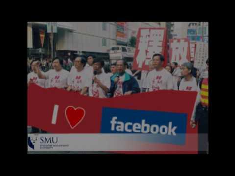 Social Media in Hong Kong