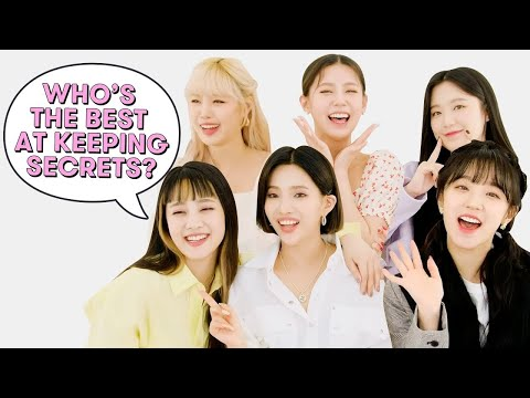 (G)I-DLE Reveals Who Has the Most Aegyo, Who's the Best Singer, and More | Superlatives