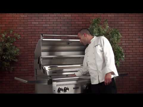 Lynx Gas Grill Ignition Features - By BBQGuys.com