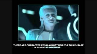 "Tron Legacy DAFT PUNK track ""Castor"""