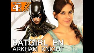 El Píxel 4K: Batgirl en Batman Arkham Knight