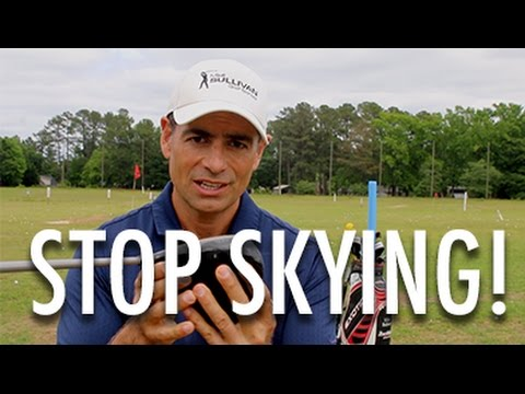 Stop Skying Your Driver!  Mike Sullivan Golf School, Raleigh, NC