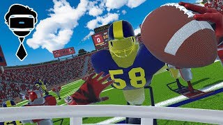 The Best VR Football Game (giveaway)