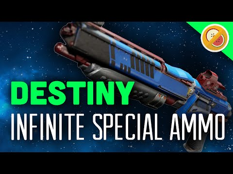 DESTINY Unlimited Special Ammo | Two to the Morgue Gameplay Review