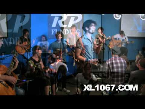 The All-American Rejects Live From The RP Funding Theater