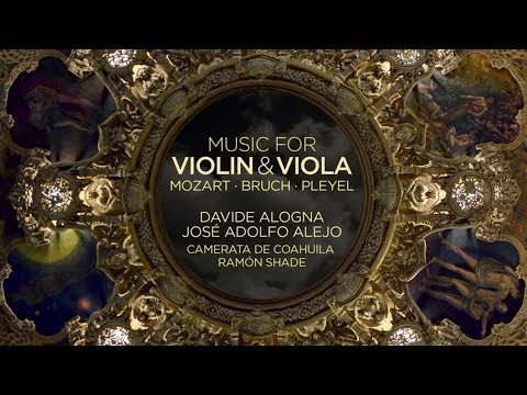 Classical Music for Violin and Viola Compilation | MOZART, BRUCH, PONCE |