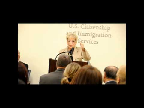 U.S. Citizenship & Immigration Services Queens, New York Office Inauguration, Jan 20, 2012