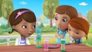 Klinika dla pluszaków - Bańki. Oglądaj w Disney Junior!