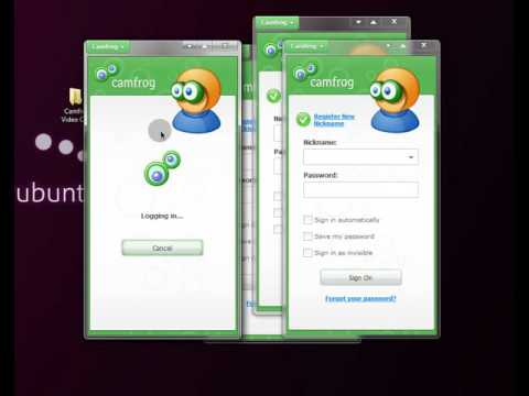 Multi Camfrog Video Chat  Real Version { Update Links }