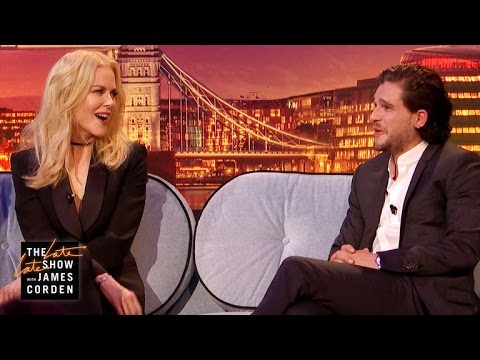 Nicole Kidman Pressures Kit Harington to Pop the Question