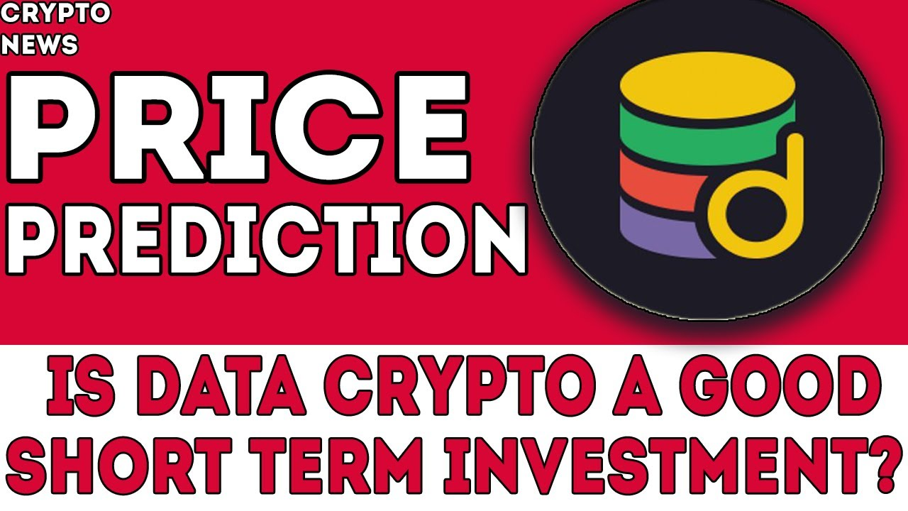 Data Coin Price Prediction June 2021: Is Data Crypto A Good Short Term Investment?
