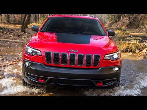 Jeep Cherokee (2019) Refreshing New Face