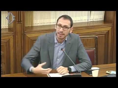 Claudio Cominardi (M5S) - Abolire il ruolo a esaurimento per gli ispettori Inps e Inail