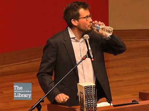Two Cities Event with Author John Green at Central Library (Complete Lecture)