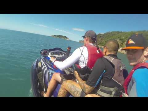 Fitzroy Island Jet-Ski Trip!