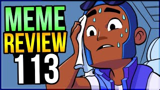 When You Play Duo Challenge with Randumbs 😰 Brawl Stars Meme Review #113