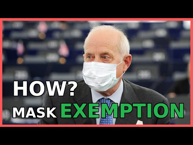 How To Get A Mask Exemption UK