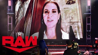 Stephanie McMahon Makes A Raw Women's Title Match For Next Week: Raw, July 20, 2020