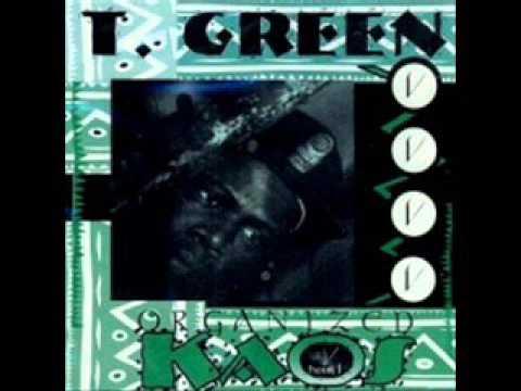 T  Green   Organized Kaos Detroit,Michigan 1995