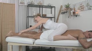 Антицеллюлитный массаж ягодиц и бёдер!Как сделать ноги стройными и красивыми !