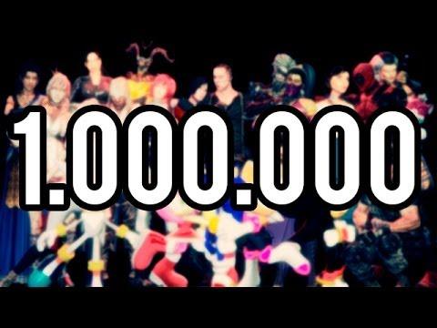 A Million Thanks! / Un Millón de Gracias!