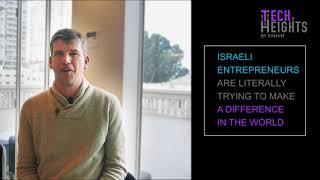 Vlog 8   Michael Eisenberg   Israel is Mission Driven Nation