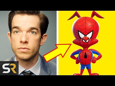 20 Amazing Facts About The Cast Of Spider-Man: Into The Spider-Verse
