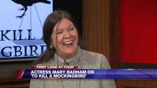 WSAZ First Look at Four - Mary Badham from 'To Kill A Mockingbird'