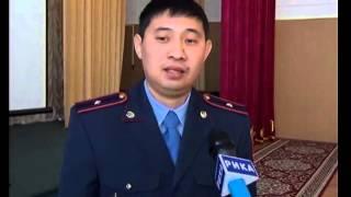 120 актюбинцев пополнят ряды курсантов вузов МВД РК