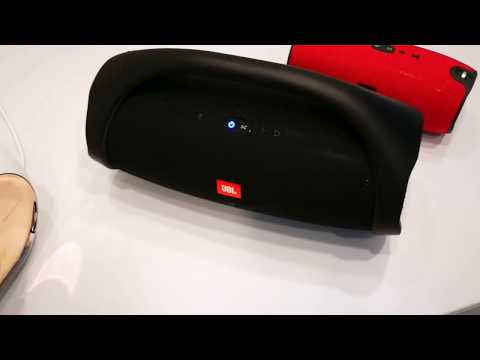 JBL Boombox, JBL Xtreme and Devialet Phantom Gold Battle