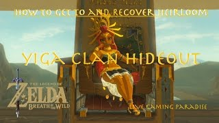 Breath of the Wild - Yiga Clan's Hideout Location and Mission Guide thumbnail