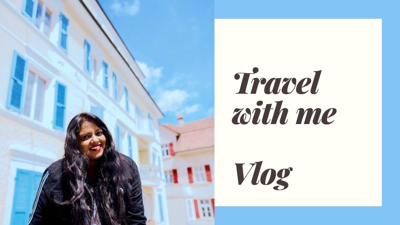 Travel with me to Meeting in Gränichen | Switzerland | Jasmin Faith // VLOG