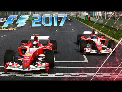 ЧЕМПИОНАТЫ F1 2017 #1 - ДА НАЧНЕТСЯ КЛАССИЧЕСКОЕ ПРИКЛЮЧЕНИЕ