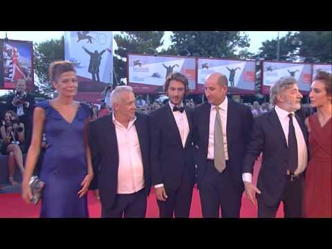 70th Venice Film Festival - L'intrepido (red carpet)