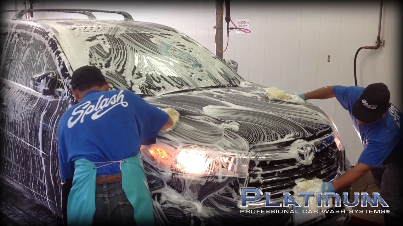 Platinum Car Wash >> Platinum Car Wash Full Video