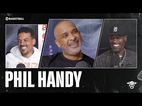Phil Handy | Ep 89 | ALL THE SMOKE Full Episode | SHOWTIME Basketball