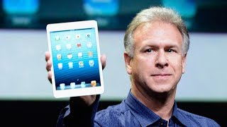 History of the iPad mini