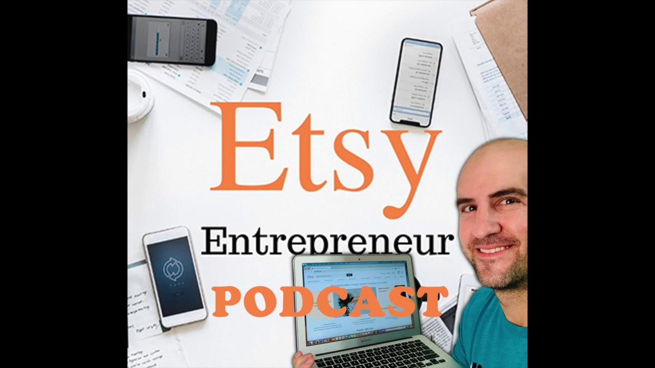 Etsy Entrepreneur Podcast EE: 1