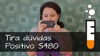 Positivo S480 Smartphone - Vídeo Perguntas e Respostas Brasil