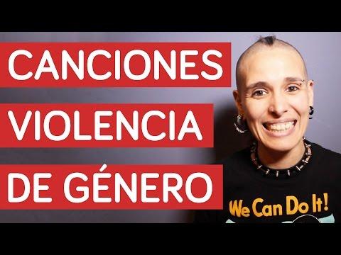 10 CANCIONES CONTRA LA VIOLENCIA DE GÉNERO #25N | SpanishQueens