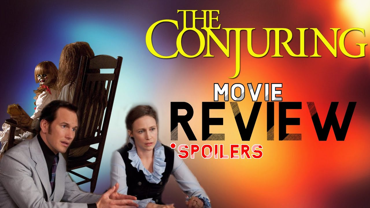 The Conjuring - Review - YouTube