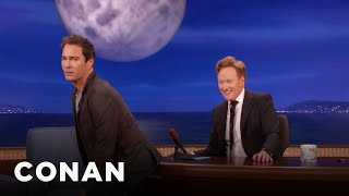 "Eric McCormack Twerks Before Every ""Will & Grace"" Taping  - CONAN on TBS"