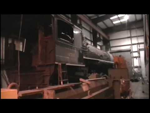 Tennessee Valley Railroad Museum Backshop, East Chattanooga