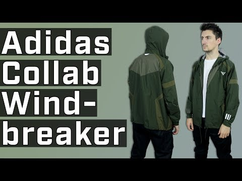 White Mountaineering x Adidas Windbreaker REVIEW