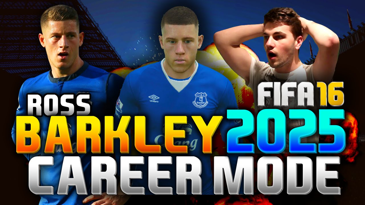 Ross Barkley Fifa 16