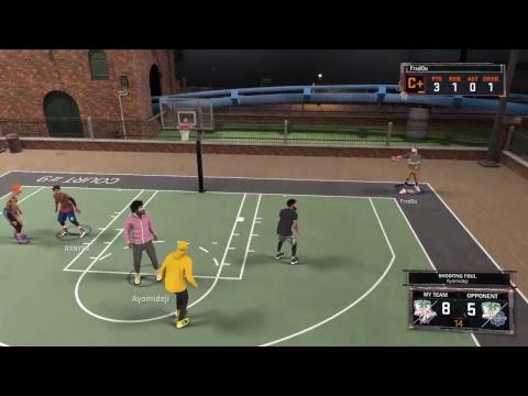 NBA 2K17 | Td off on Sean 😂