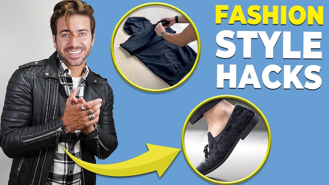5 FASHION STYLE HACKS NOBODY EVER TOLD YOU | Alex Costa